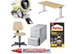 <p>Office products, facilities and technics, papeterie</p>
